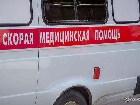 ВКемерове ребенок упал смоста нарельсы