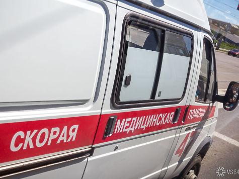 «УАЗ» вневедомственной охраны сбил ленинск-кузнечанку сребёнком