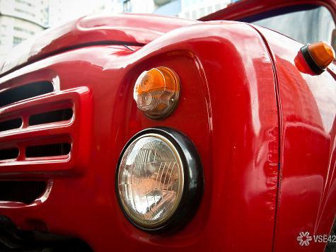 ВКемерове сгорели Форд Focus и Кия Sportage