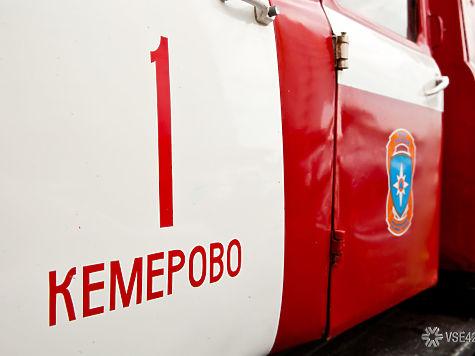 ВКемерово ночью сожгли 5 фургонов