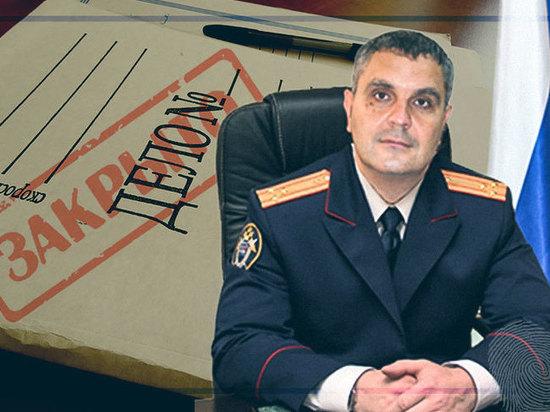 Освобождённый: суд Новосибирска отпустил из-под стражи экс-главу СУ СКР Кузбасса Муллина