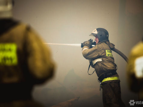 Кузбасские пожарные спасли семь человек вЮрге