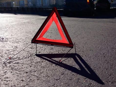 В Новокузнецке в ДТП пострадали два человека