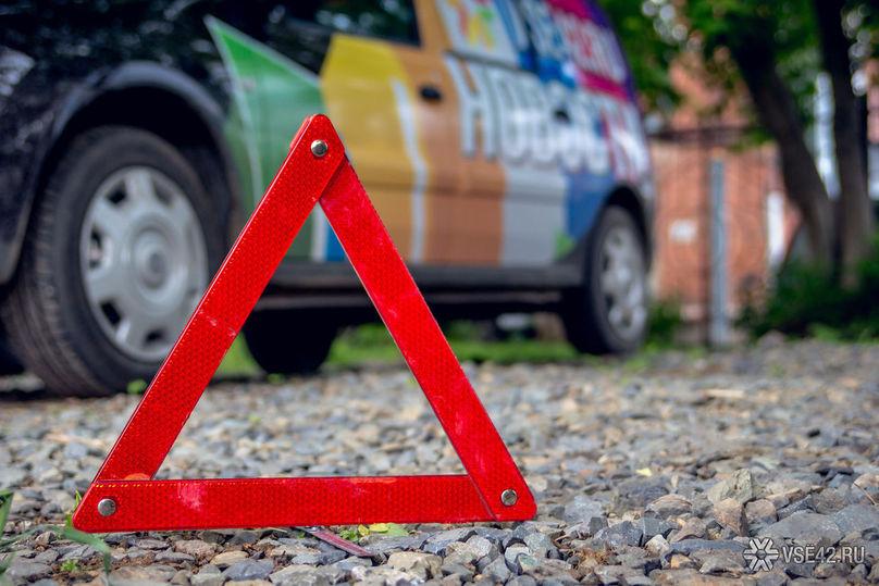 Два автомобиля Киа попали вДТП вБеловском районе
