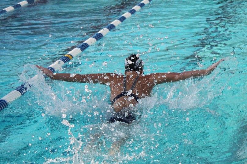 Арина Опёнышева завоевала две бронзы начемпионате Российской Федерации поплаванью