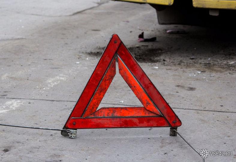 Кузбассовец наВАЗе сбил подростка и исчез сместа ДТП