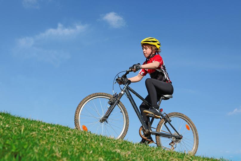 ВКемерове шофёр иномарки сбил 12-летнего велосипедиста