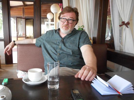 «В Кемерове мощная креативная масса»
