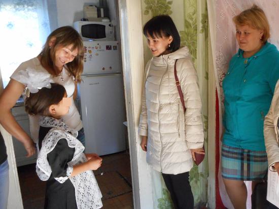 Как сломать матрицу неблагополучия знают в Прокопьевске