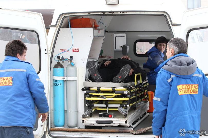 Из-за морозов вКузбассе пострадали неменее 90 человек